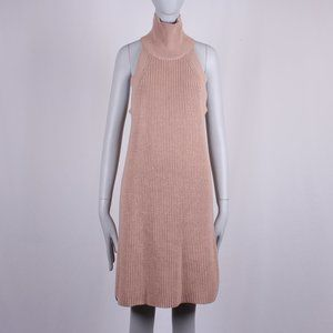 ANTHROPOLOGIE CALLAHAN Halter Sweater Dress Size M